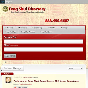Feng Shui Consultants and Schools