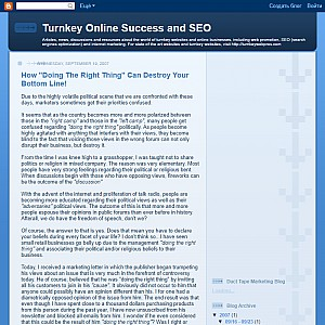 Turnkey Online Success