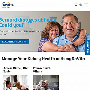 DaVita - Kidney disease and dialysis education