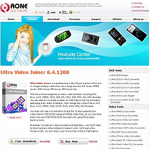 Ultra Video Joiner