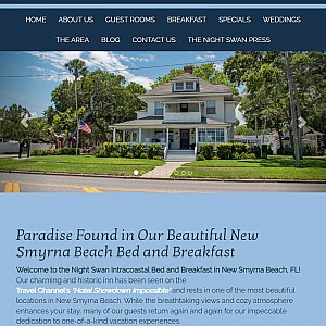 New Smyrna Beach Florida Bed and Breakfast