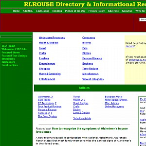 RLROUSE Web Directory