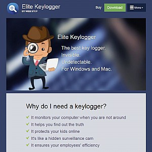KeyLoggers by WideStep
