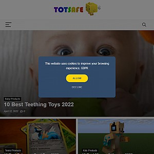 Totsafe - Childproofing products & resources