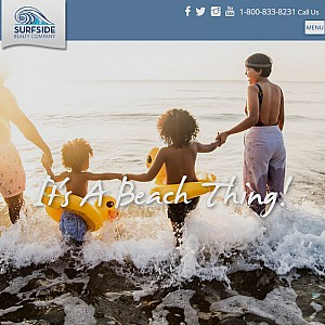 Seaside Rentals Premier Vacation Homes