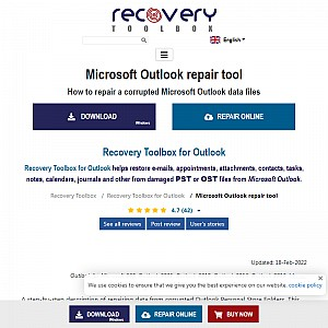 Recovery outlook express