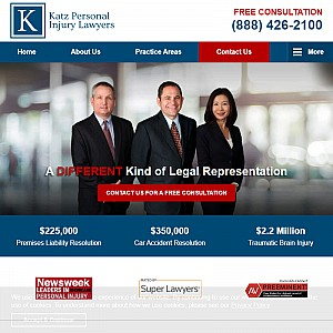 Robert N. Katz - Atlanta Personal Injury Lawyer