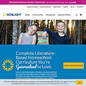 Sonlight Christian Homeschool Curriculum