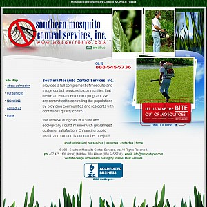 Mosquito Control Services Orange and Seminole County