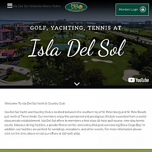 Isla del Sol Golf, Yacht and Country Club