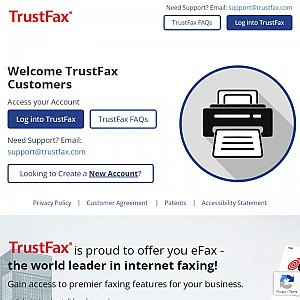 Free Fax Software Online E Fax Services from TrustFax