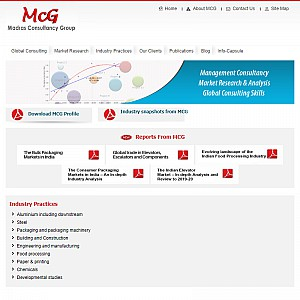 Madras consultancy group:India management consultants