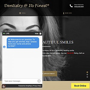 Costa Mesa Cosmetic Dentist in Orange County, California