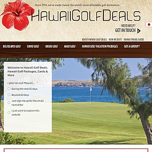 Hawaii Golf Discounts