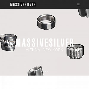 Massivesilver by Margret Karner ~ Fine Jewelry Design
