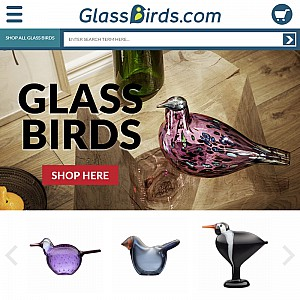 Toikka Glassbirds