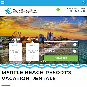 Myrtle Beach Resort Condos & Vacation Rentals