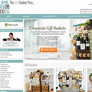 Gift Baskets and Holiday Gifts by Pro Gift Baskets