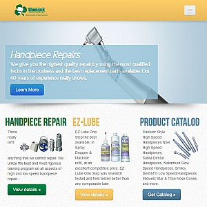 Shamrock Dental - Dental Handpiece Repair and Sales
