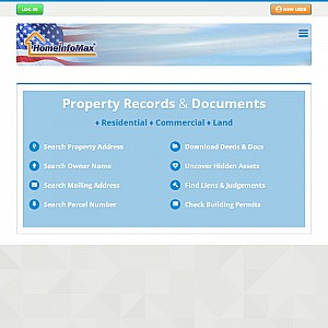 HomeInfoMax - Real Estate Public Records, Property Information and Marketing Leads
