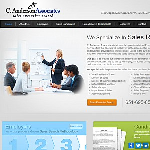 C. Anderson & Associates - Sales Recruiters