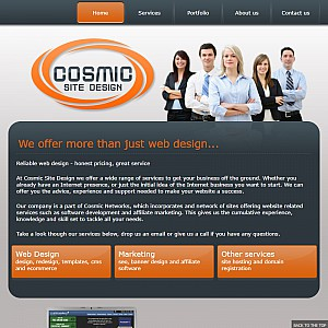 Ecommerce Web Site Design Company