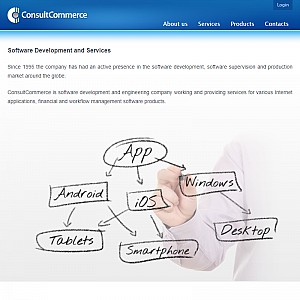 ConsultCommerce Software Services