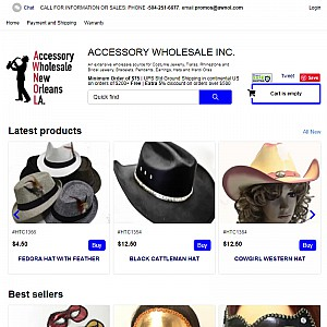 Accessory Wholesale Inc.