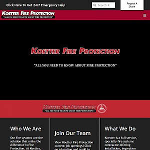 Commercial Fire Suppression Systems and Products