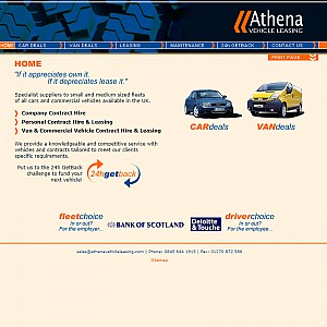 Affinity Vehicle Leasing