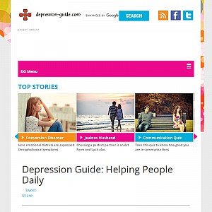 Depression Help and Treatment