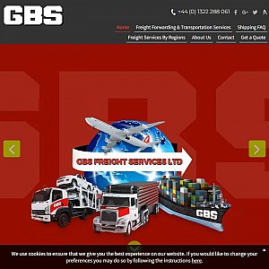 GBS Freight Forwarding Services