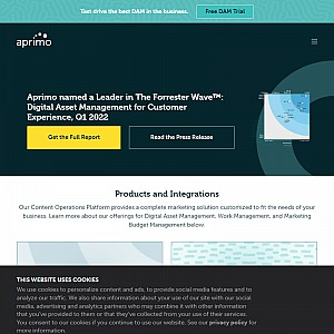 Aprimo Marketing Software