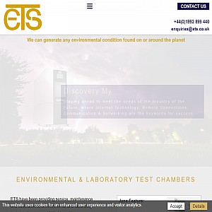 Environmental & Technical Services Ltd.
