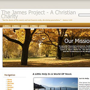 The James Project - Christians Providing Financial Education To Those With Needs