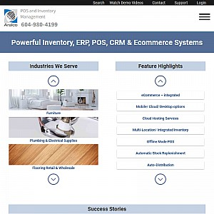 Retail Management Software & Advance Point of Sale (POS) Systems