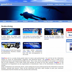 Divers Available on the Internet