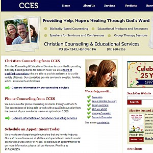 Christian Counseling and Educational Services