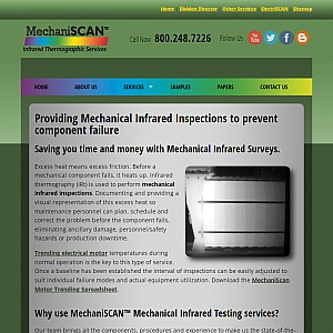 MechaniSCAN - A Division of Stockton Infrared Thermographic Services, Inc.