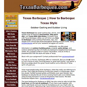 How to Barbeque