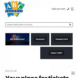 ABC tickets - philadelphia ticket broker and national event tickets