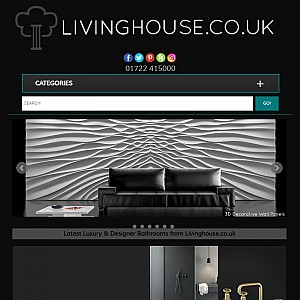 Livinghouse suppliers of stylish interior products