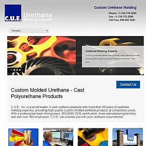 Custom Urethane Elastomers Inc.