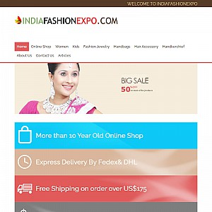 India fashion importers exporters designers boutiques accessory manufacturers