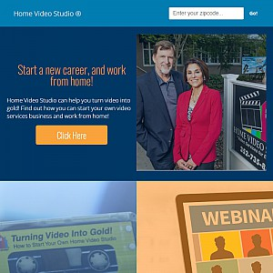 Home Video Studio - Home Based Video Business