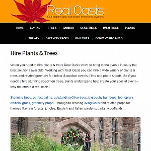 Real Oasis :: garden design and landscaping company