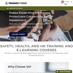 The Training Network - Safety Training Videos