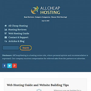 All Cheap Hosting