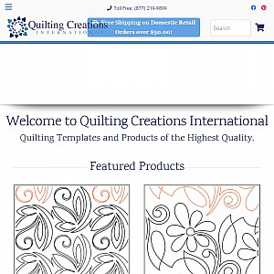 Quilting Creations - Stencil Manufacturer