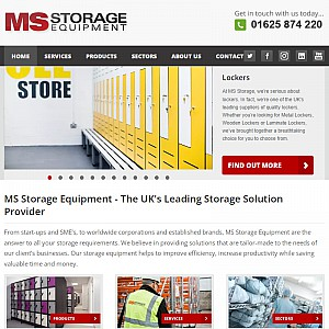MS Storage Equipment Limited